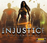Injustice: Gods Among Us - 2014 Calendar
