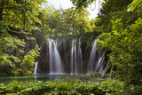 Upper Lakes, Ponds and Waterfalls, Plitvice Lakes, Plitvicka Jezera, Croatia