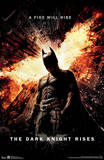 Dark Knight Rises One Sheet Movie Poster