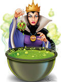 Evil Queen - Snow White Disney Villain Lifesize Poster Standup
