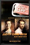 Fight Club Lamina Framed Poster