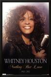 Whitney Houston Nothing But Love Music Poster Print