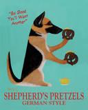 Shepherd's Pretzels
