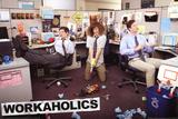 Workaholics - Office TV Poster