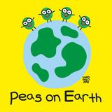 Peas On Earth Art Print