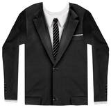 Long Sleeve: 1960's Suit