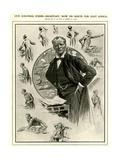 1900s UK Winston Churchill Magazine Plate