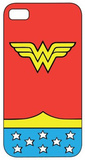 Wonder Woman Rubber iPhone 4/4S Case
