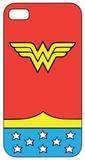 Wonder Woman Rubber iPhone 5 Case