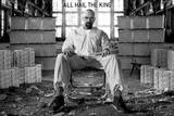 All Hail The King Breaking Bad GIANT Poster