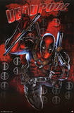 Deadpool Comics Poster