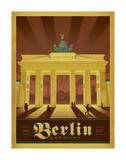 Berlin, Germany Art Print