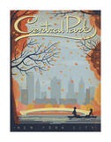Central Park: New York City Art Print
