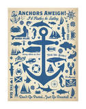 Buy Anchors Away! at AllPosters.com