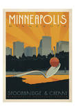 Minneapolis, Minnesota: Spoonbridge & Cherry