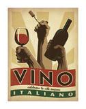 Vino Italiano Art Print