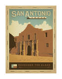 San Antonio, Texas: Remember The Alamo