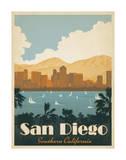 San Diego, Southern California Art Print