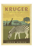 Kruger National Park, South Africa Art Print