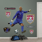 Olympics 2012 Tim Howard Wall Decal Sticker Wall Decal