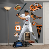 Baltimore Orioles Cal Ripken Wall Decal Sticker