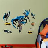 Batman 2012 Jr Wall Decal Sticker