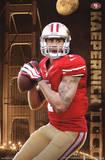 Colin Kaepernick San Francisco 49ers NFL Sports Poster