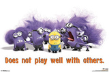 Despicable Me 2 - Evil Minions Movie Poster