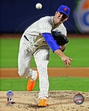 New York Mets Matt Harvey #33 pitching National League 84th MLB All-Star Game July 16, 2013