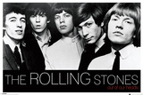 Rolling Stones - Out of our heads Poster