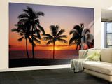 Buy Hawaiian Palm Tree Sunset at AllPosters.com