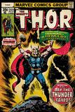 Thor - Retro Comic