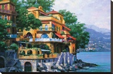 Buy Portofino Villa at AllPosters.com