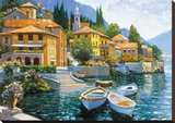 Buy Lake Como Landing at AllPosters.com