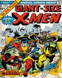 Marvel Classic- X-Men Cover Mini Poster