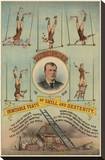 Prof.Theurer and his Inimitable Feats of Skills and Dexterity, c. 1883