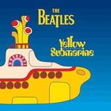 Beatles - Submarine Vinyl Sticker