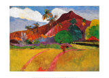Tahitian Landscape