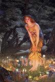Midsummer Eve, c.1908 Poster