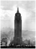 Empire State Building Giant Poster
