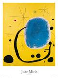 L'Oro dell' Azzurro Art Print