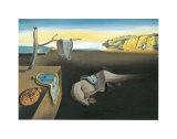The Persistence of Memory, c.1931 Art Print