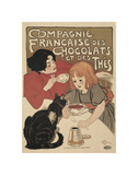 Buy Compagnie Francaise des Chocolats at AllPosters.com