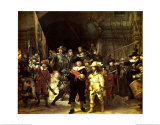 Buy The Night Watch, 1642 at AllPosters.com