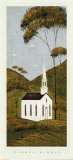 Country Panel I, Church