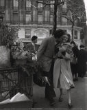 Paris, 1950 Art Print