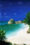 Buy Tropical Beach at AllPosters.com