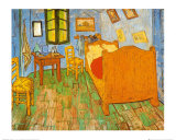 Buy The Bedroom at Arles, c.1887 at AllPosters.com