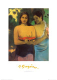 Deux Tahitiennes