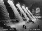 Grand Central Station, New York City Art Print